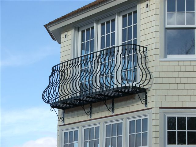 Balcony railing driverlayer search engine for Balcony models