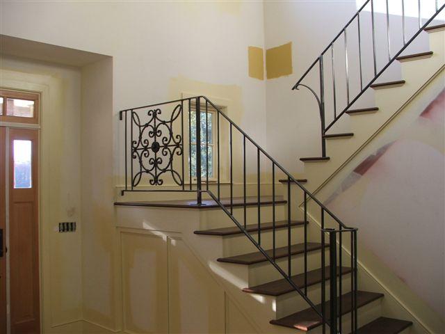 Commercial and Residential Custom Ironwork, Railings ...